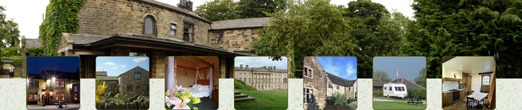 Various types of accommodation in the Penistone, Barnsley and East Peak areas