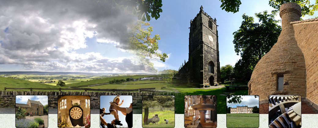 Visit Penistone - montage of scenes from the Penistone area